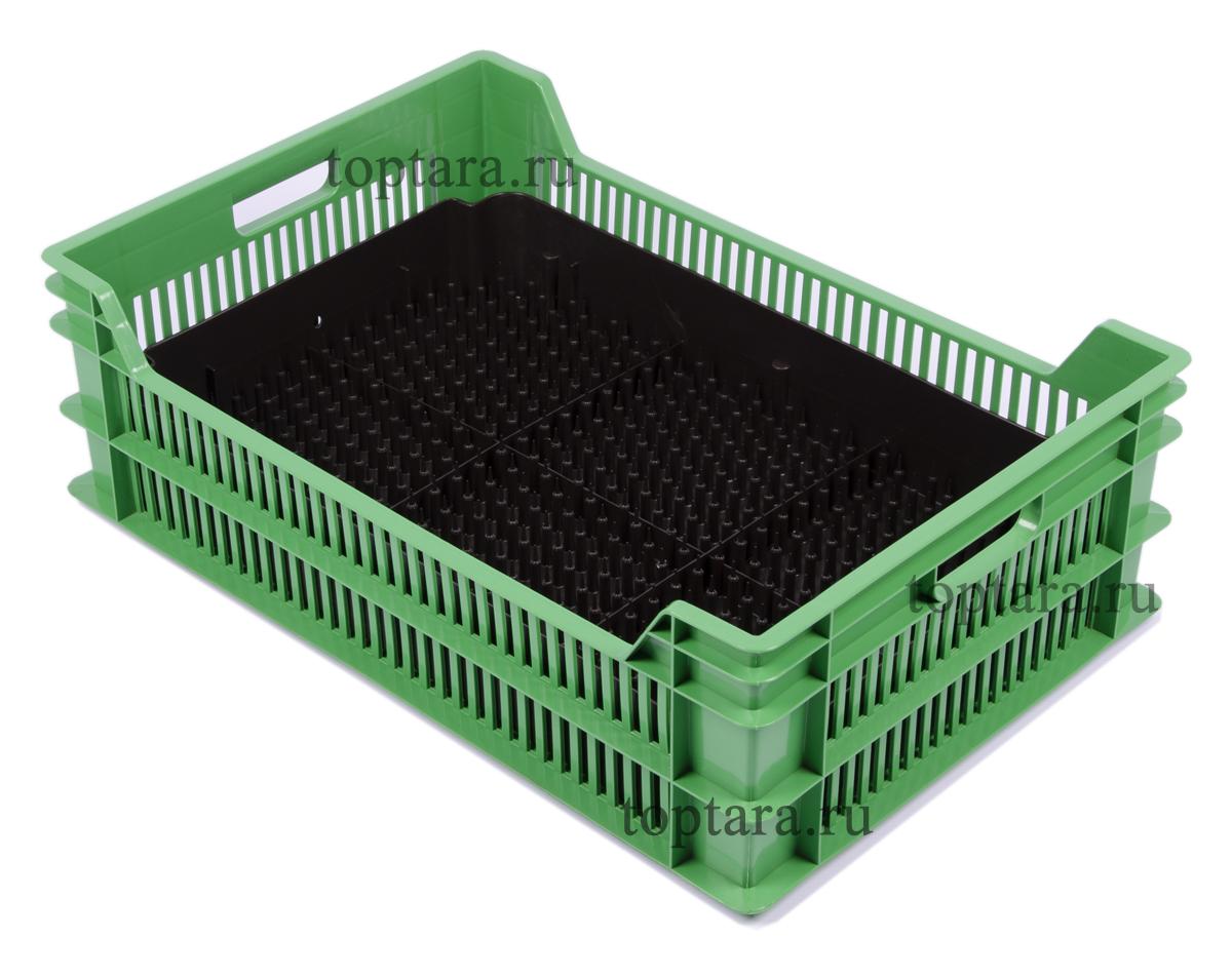 Ящик-лоток для выгонки тюльпанов, 600х400х190 мм, арт. 190-02-2